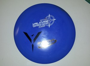 Innova Star Valkyrie with fancy stencil