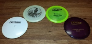 Even more new discs!!!