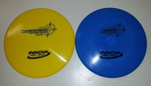 Innova Star Thunderbird and Innova Star TeeBird
