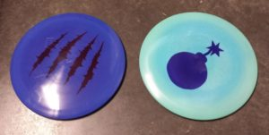 Today's disc dyes